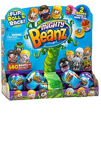 Moose Toys Mighty Beanz 2 Pack Pod Capsule - Series 1- 30 Display Case Pack by Moose Toys (Image #3)