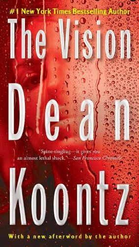 book cover of The Vision
