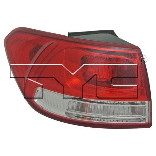 Kia Sorento Tail Light Cover Tail Light Cover For Kia Sorento