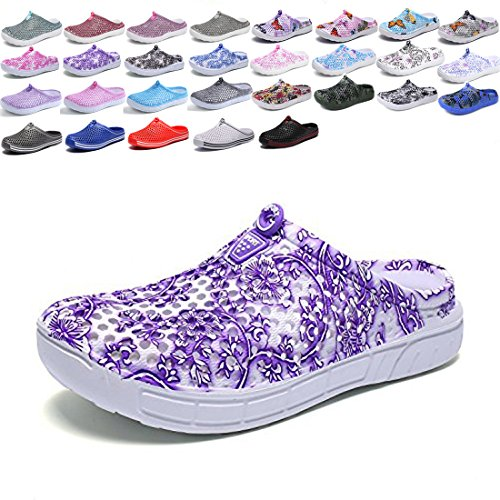 YY Donna Purple 161 Flowers Margay Zoccoli zRdx8wzq