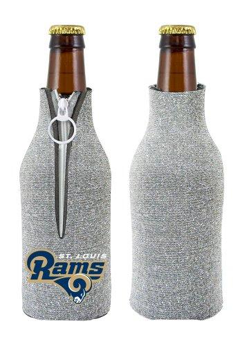(NFL Los Angeles Rams Bottle Suit Holder, One Size, Team Color)