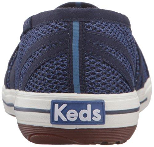 Keds Women's Summer Fashion Sneaker, Peacoat Navy, 7 M US