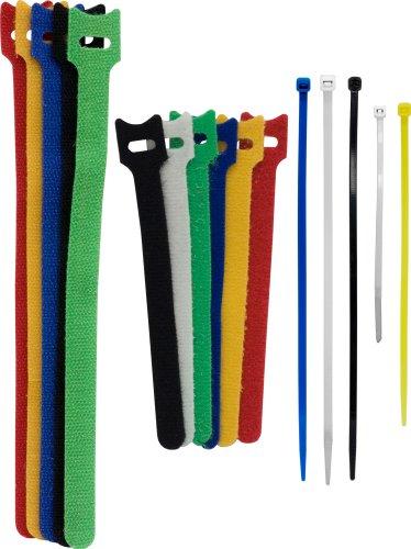 GE CableNeat Tie Assorted 18154