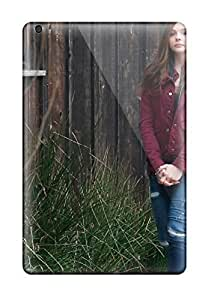7040027I47465264 For Ipad Mini Protector Case Chloe Moretz 2014 Phone Cover