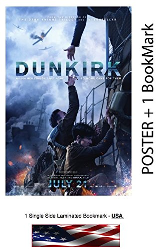 Dunkirk 2017 - Movie Poster - Glossy Photo Paper Harry Styles, Tom Hardy