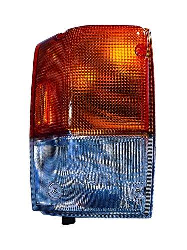 Isuzu NPR, NQR, GMC W Series 1995 - 2005 Headlight Assembly RH Passenger Side by Depo