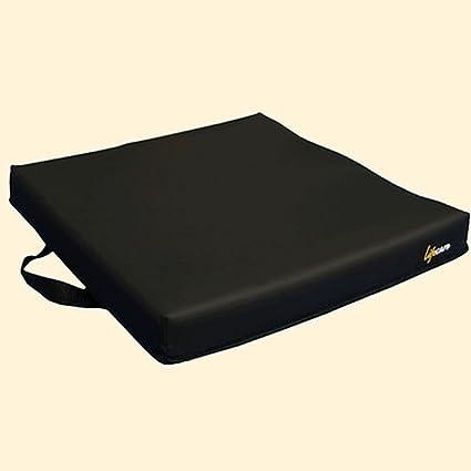 Cojin Viscoelastico Antiescaras 40x40x6 cm-Unidad: Amazon.es: Salud y cuidado personal