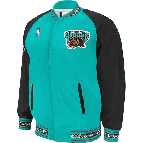 Vancouver Grizzlies Mitchell & Ness NBA Authentic 95-96 Warmup Premium Jacket