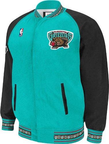 729ad33d94e Amazon.com   Vancouver Grizzlies Mitchell   Ness NBA Authentic 95-96 ...