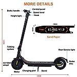 App-Monopattino-Elettrico-Scooter-Pieghevole-per-Adulti-Display-LCD-Attrezzatura-da-Crociera-Fissa-Autonomia-a-Lungo-Raggio-con-Batteria-da-7500-mAh-3-velocit-E-Scooter-Bluetooth-Pieghevole