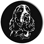 Funny Proud English Springer Spaniel dog lover gift 8