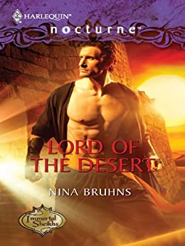 Lord of the Desert (Immortal Sheikhs) by [Bruhns, Nina]