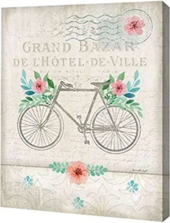 PrintArt francés Bicicleta por Jennifer Pugh, 19