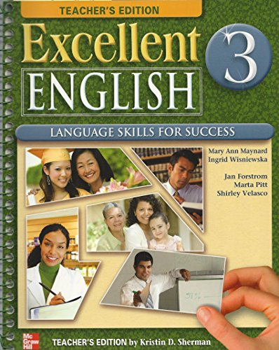 Excellent English 3 Teacher's Edition with Tests