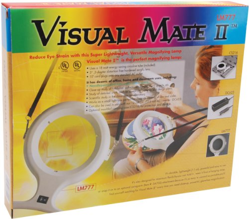 Affordable Producst Visual Mate II Magnifier Lamp (Mate Visual)