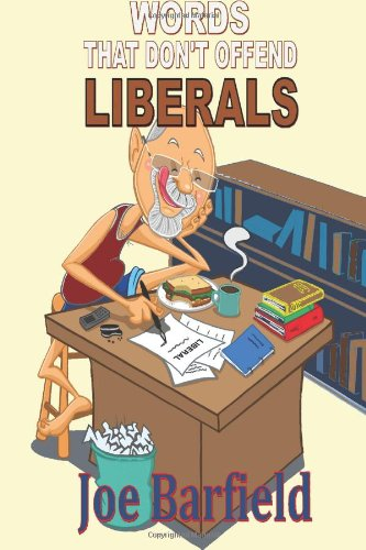 Book cover image for Words That Don't Offend Liberals