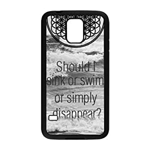 Bring Me The Horizon Durable TPU Custom Snap On Case For Samsung Galaxy S5 i9600 by Maris's Diary