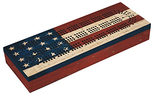 (LANG - Cribbage Board Set -