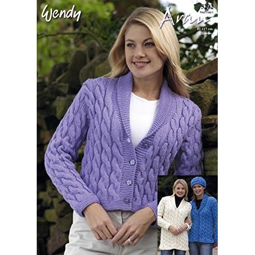 Wendy Knitting Patterns Amazon