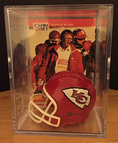 huge discount 886d9 95adf Amazon.com: Kansas City Chiefs Throwback NFL Helmet ...