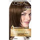 L'Oréal Paris Superior Preference Permanent Hair Color, Medium Golden Brown 5G
