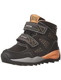 Geox Boy's J ORIZONT B ABX A Snow Boots