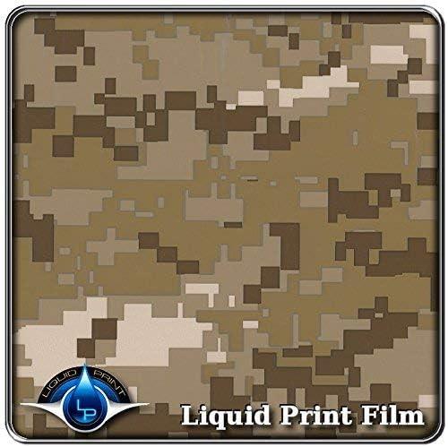 Hydrographic Film Water Transfer Hydro Dip 1 Square Meter Digital B Camo Film