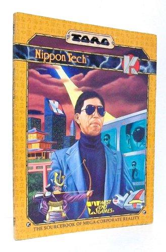 Torg: Nippon Tech - The Sourcebook of Mega-Corporate Reality (20509) Greg Farshtey