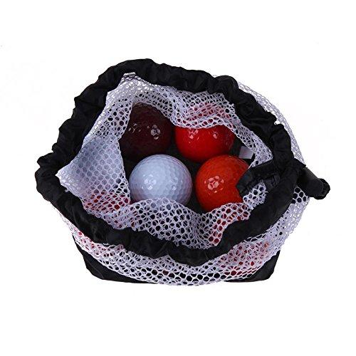 Trendyest - Juego de 8 Bolas de Golf y Bolsa de Malla para ...