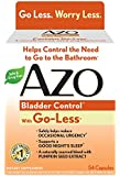 AZO Bladder Control Supplement, 54 Count