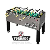 Tornado T-3000 Coin-Op Foosball Table - 3 Goalies