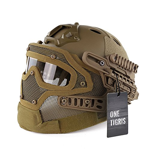 OneTigris Tactical Protective Airsoft Paintball