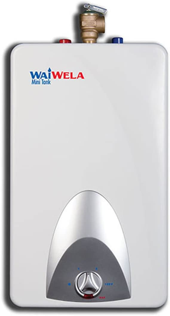 WaiWela WM-4.0 Mini Tank Water Heater 4-Gallon