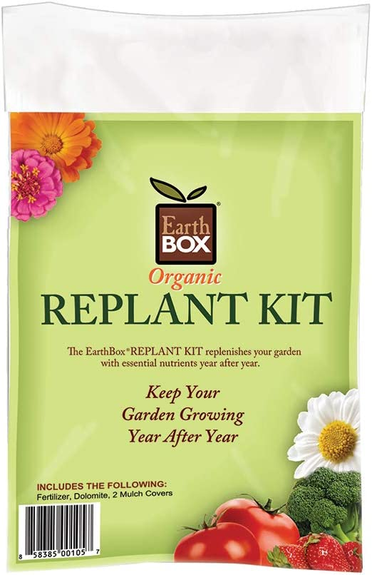 EarthBox 81101 Replant Kit, Organic