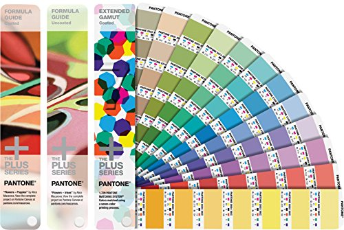 PANTONE 2015-004 Plus Series Solid-to-Seven Paint ()
