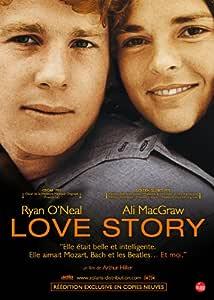 Cartel de la película historia de amor - 11 x 17 en