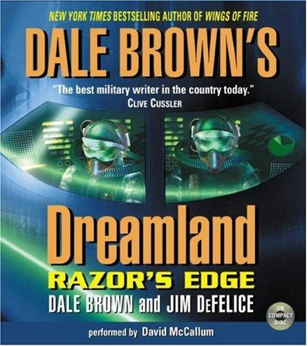 Dale Brown's Dreamland: Razor's Edge CD (Dreamland (Harper Audio))