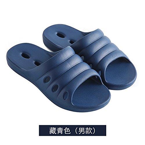 Tibetan piscina espuma baño color para mujer suela antideslizantes suave de para YMFIE green de Zapatillas zapatos 8WUFUPO