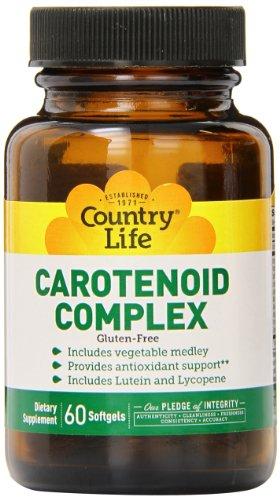 mixed carotenoids - 4