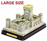 Jerusalem LARGE Holy Second temple Replica polyester structure Israel Judaica Gift