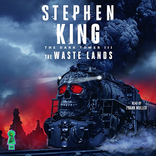 The Dark Tower III: The Waste Lands Audiobook [Free Download by Trial] thumbnail
