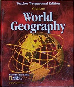 Worksheet Glencoe World Geography Worksheets glencoe world geography teacher wraparound edition mcgraw hill edition