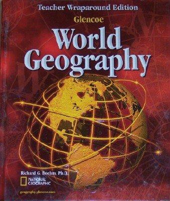 Glencoe World Geography, Teacher Wraparound Edition