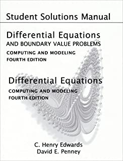 Differential equations computing and modeling 4th edition c student solutions manual for differential equations and boundary value problems computing and modeling fandeluxe Image collections