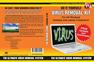 (DIY) Do It Yourself Computer Virus Removal Kit