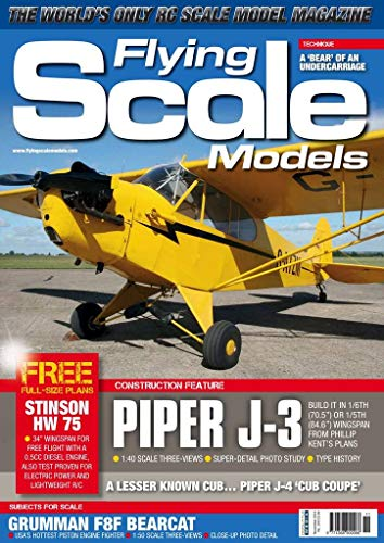Best Price for Flying Scale Models Magazine Subscription