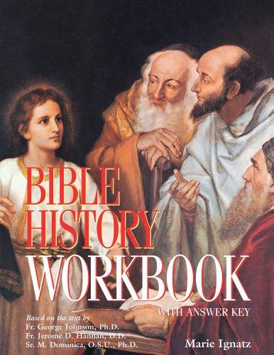 Bible History Workbook: With Answer Key (Black History Bible)