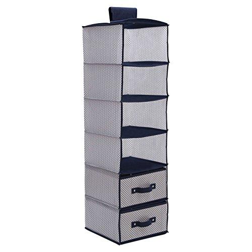 Delta Children Shelf Storage Drawers