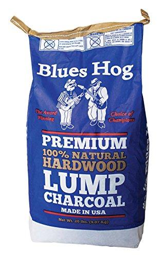 Blues Hog Cp90920 Premium Blend Lump Charcoal, 20 Lbs No