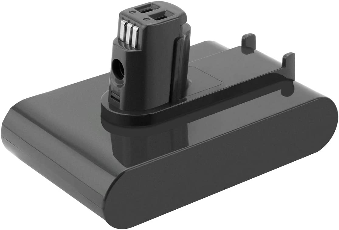 Lotive 22.2V 2500mAh Li-ion Battery Compatible With Dyson DC31 DC34 DC35 DC44 (Not fit Type B, DC44 MK2) 917083-01 Handheld Vacuum Battery